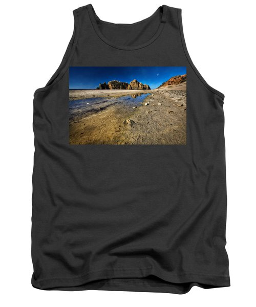 Tank Top featuring the photograph Pheiffer Beach -keyhole Rock #18 - Big Sur, Ca by Jennifer Rondinelli Reilly - Fine Art Photography