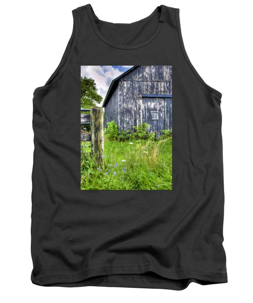 Phillip's Barn #3 Tank Top