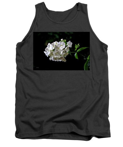 Phlox Flowers Tank Top