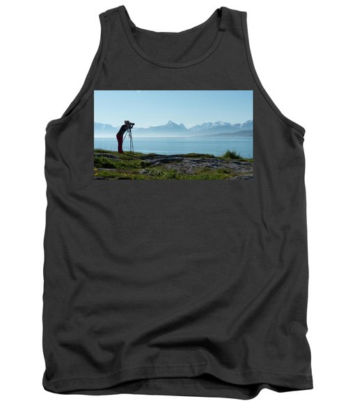 Photograph In Norway Tank Top