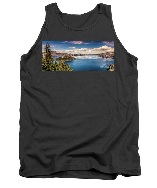 Crater Lake Tank Top