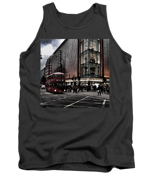 Piccadilly Circus Tank Top