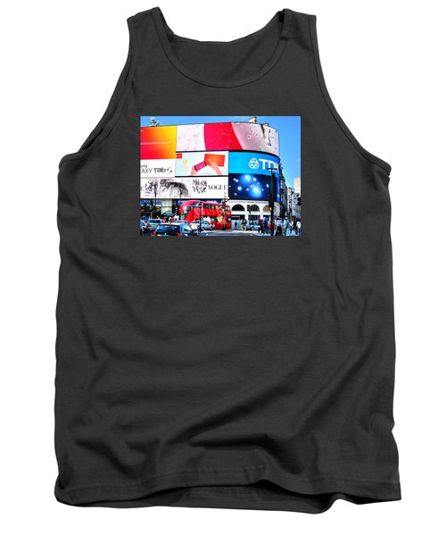 Piccadilly Magic Tank Top by Andreas Thust