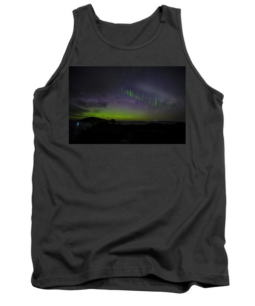 Tank Top featuring the photograph Picket Fences by Odille Esmonde-Morgan