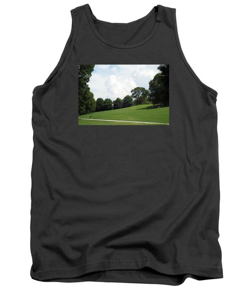 Piedmont Park Tank Top by Jake Hartz