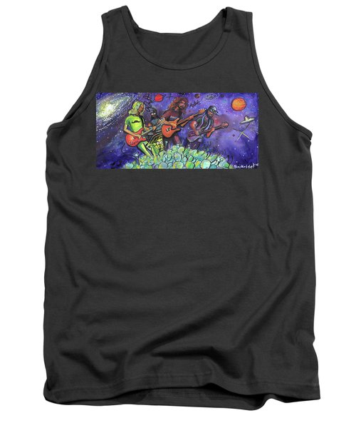 Pigeons Playing Ping Pong Tank Top