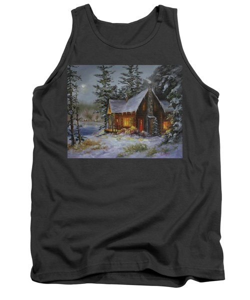 Pine Cove Cabin Tank Top