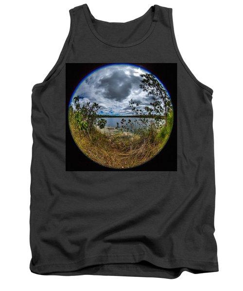 Pine Glades Lake 18 Tank Top