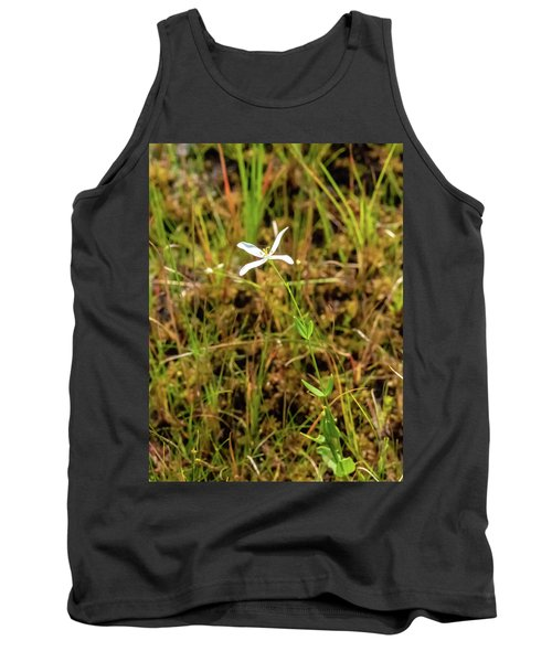 Pine Lands Endangered Plant Tank Top