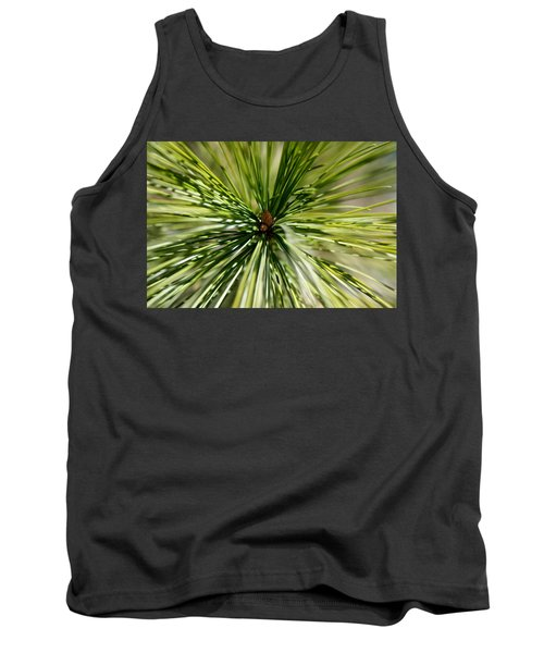 Pine Needles Tank Top