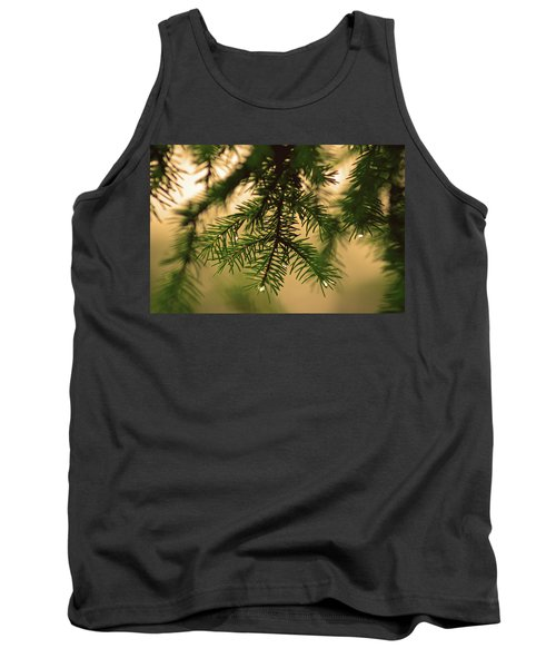 Tank Top featuring the photograph Pine by Robert Geary