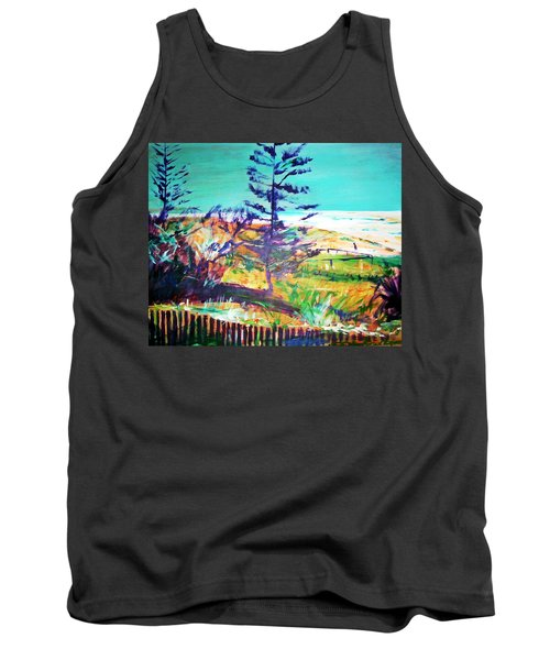Pine Tree Pandanus Tank Top
