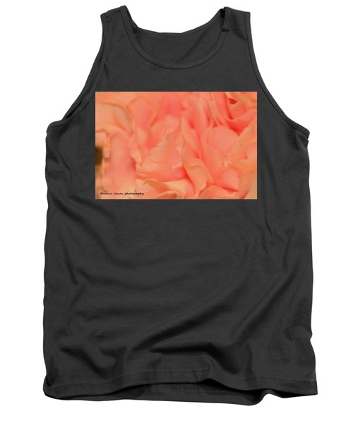 Pink Carnations Tank Top