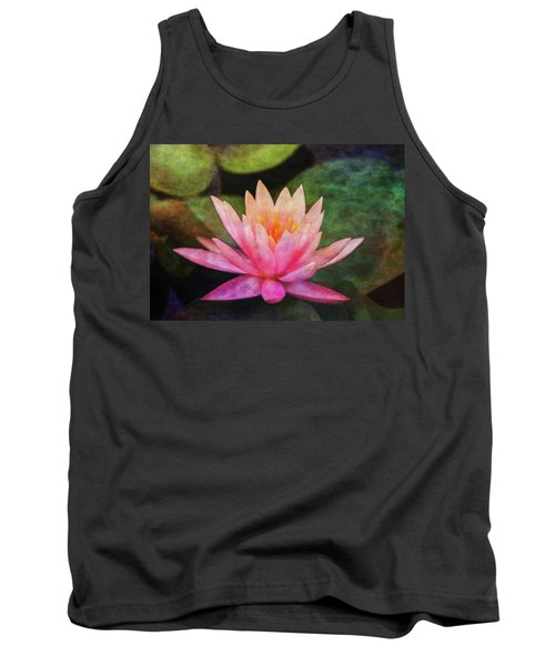 Pink Lotus 4134 Idp_2 Tank Top
