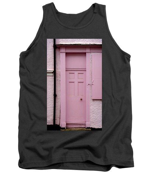 Pink Tank Top