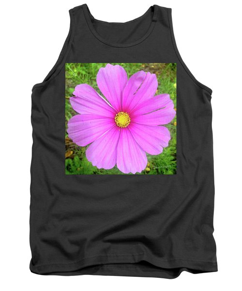 Tank Top featuring the photograph Pink by Terri Harper
