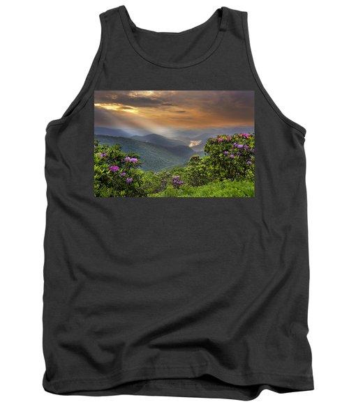 Pinnacle Sunset  Tank Top