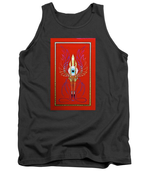 Pinstriper's Icon Tank Top
