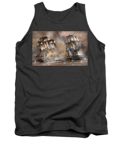 Pirate Battle Tank Top