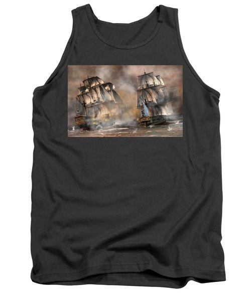 Pirate Battle Tank Top