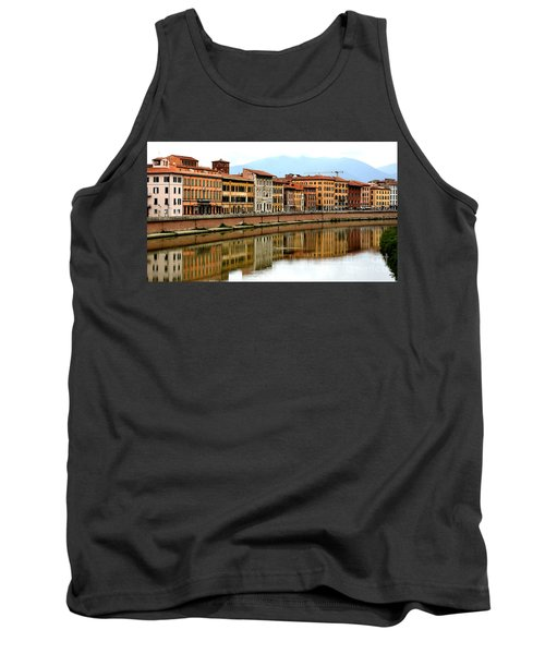 Pisa Reflections Tank Top