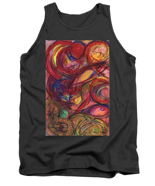 Pisces Symbalic Tank Top