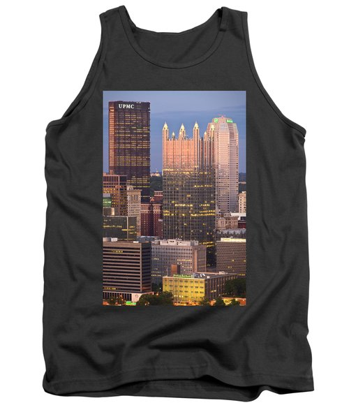 Pittsburgh 19  Tank Top