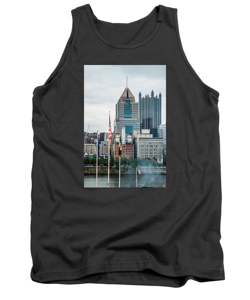 Pittsburgh - 6975 Tank Top by G L Sarti