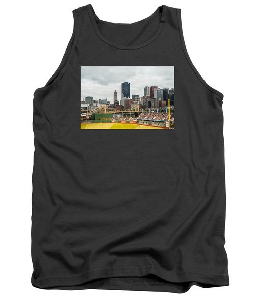 Pittsburgh/pnc Park - 6986 Tank Top by G L Sarti