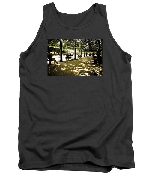 Place De Vosges Tank Top