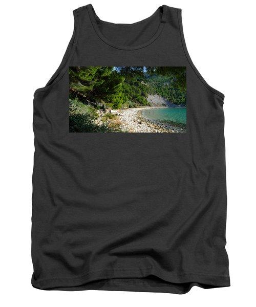 Arene Beach Of Cassis Tank Top