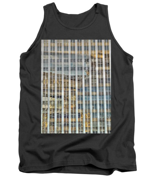 Plaid Light In La Tank Top