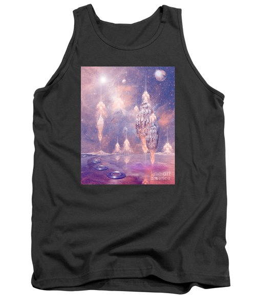 Shell City Tank Top