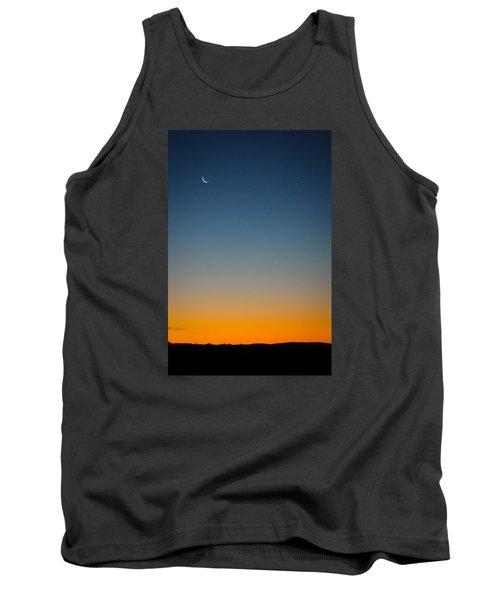 Planet Sunrise Tank Top