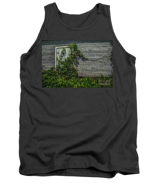 Plant Security Tank Top