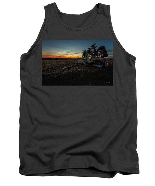 Planting Time Tank Top