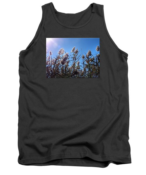 Plants Tank Top by Mikki Cucuzzo