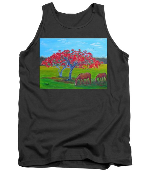 Pleasent Pastures Tank Top