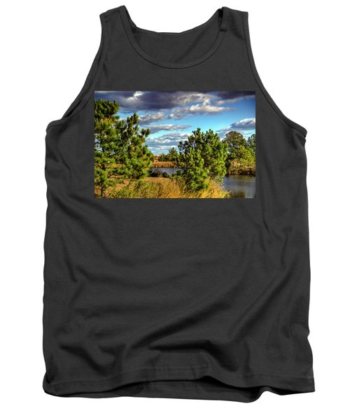 Pleasure House Point Natural Area  Tank Top