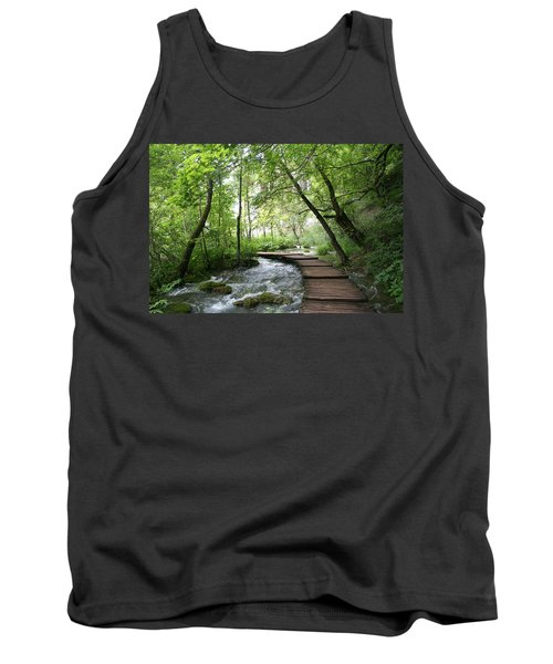 Plitvice Lakes National Park Tank Top