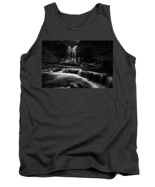 Plotter Kill Falls Tank Top