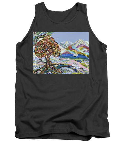 Poet's Lake Tank Top