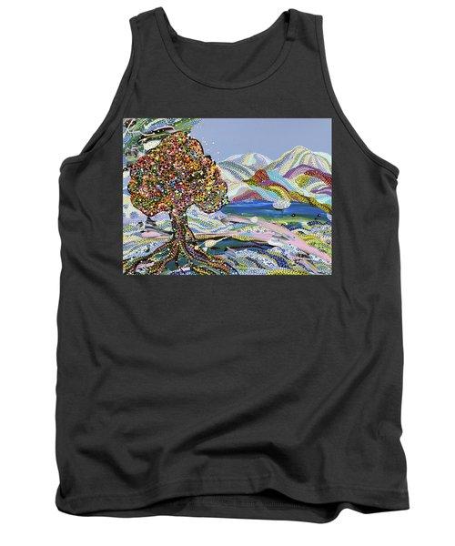 Poet's Lake Tank Top