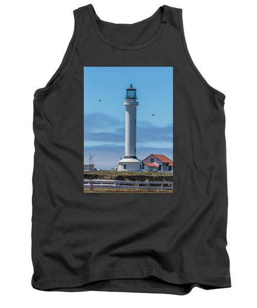 Point Arena Lighthouse Tank Top