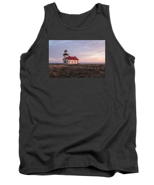 Point Cabrillo Light House Tank Top by Catherine Lau