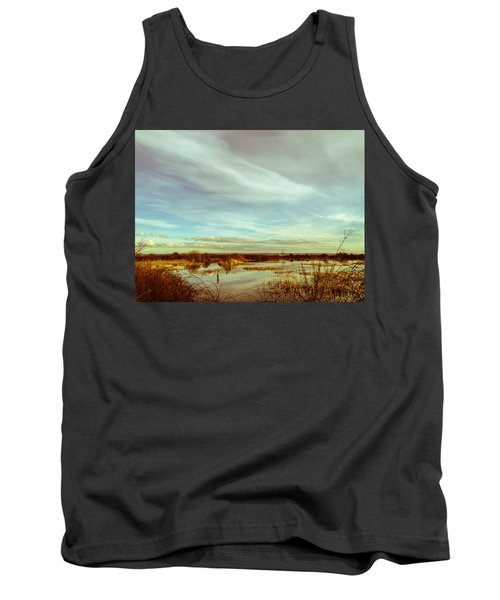 Point No Point Day Tank Top