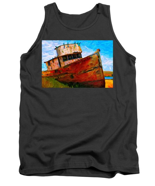 Point Reyes Tank Top