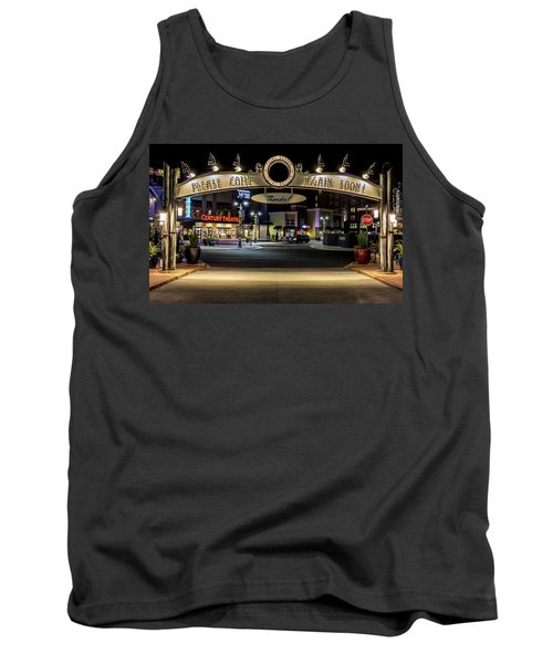 Point Ruston Come Again Soon Tank Top