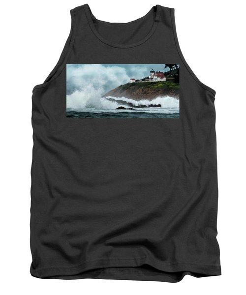 Point San Luis Lighthouse Tank Top
