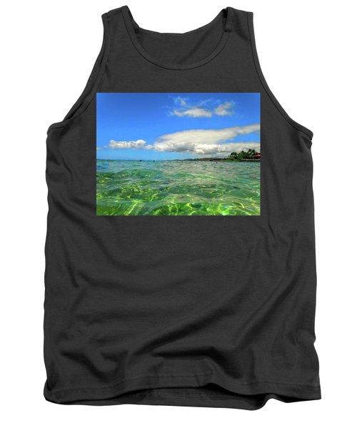 Poipu Beach Tank Top